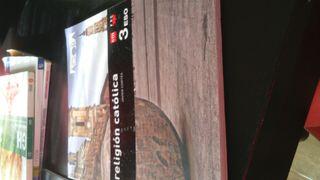 libro religion catolica 3 eso