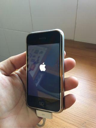 Iphone 2 (primer iphone)