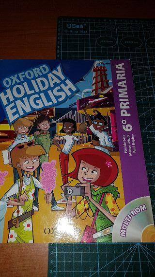 libro ingles 6 de primaria oxford holiday englis