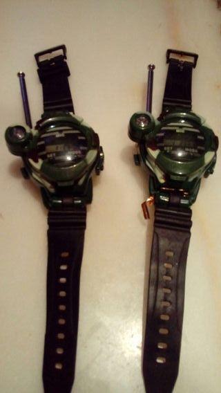 Walky Talky Reloj