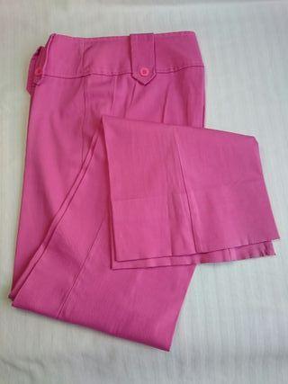 TORERO Pantalón rosa
