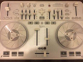 Vestax DJ pinchar