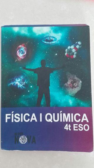 Física i Química 4t ESO