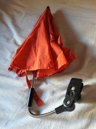 Paraguas para carro bebe