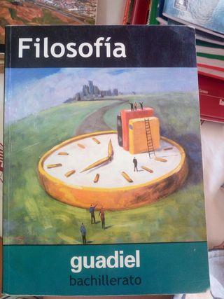 Bachillerato Filosofía Guadiel