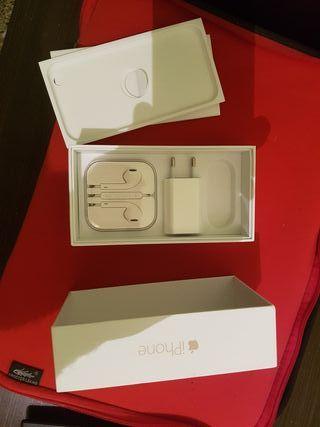 Caja y accesorios iphone 6