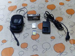 Cámara Compacta Nikon S500