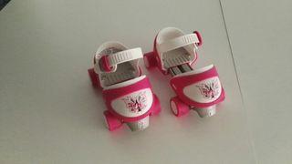 Patines roller niña Decathlon