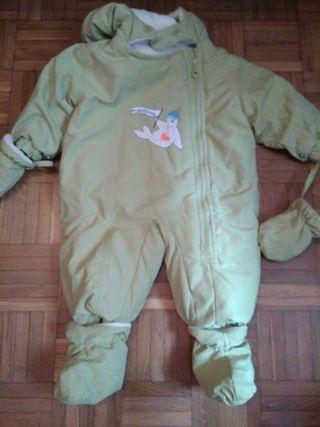 Buzo bebé. 74-80 cm