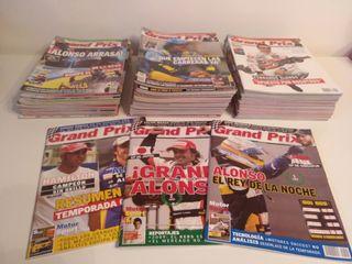 Colección revistas Fernando Alonso