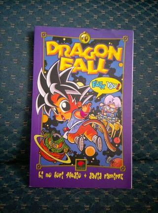 tomo dragon fall gt