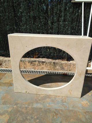 encimera marmol para lavabo