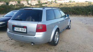 Coche Audi A 6 allroad 2001 perfecto estado