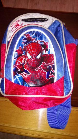 mochila spiderman 3