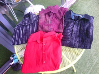 pack camisas