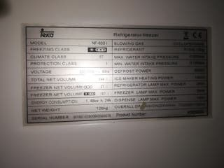 despiece teka americano NF 650 I