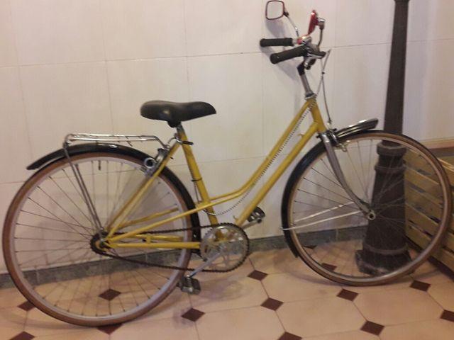 Bicicleta olandesa