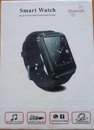 Smart watch nuevo sin estrenar.