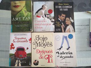 lote libros de lectura