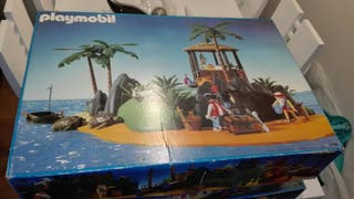 isla pirata Playmobil