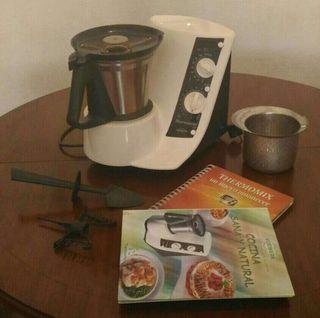 Thermomix 21 robot de cocina de segunda mano por 180 for Robot de cocina thermomix