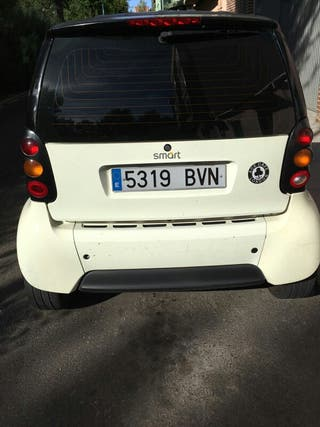 smart fortwo coupe cdi pure