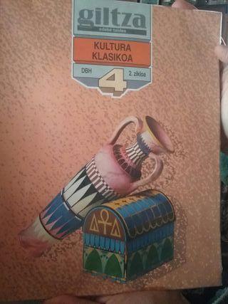 Libro Latin DBH 4