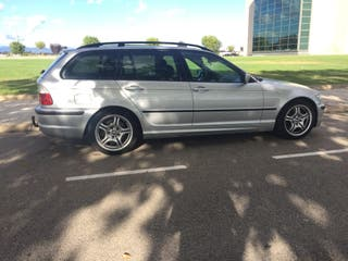 BMW Serie 3 touring 330d e46 pack M