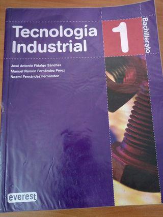 Libro de Tecnología Industrial 1 bachillerato