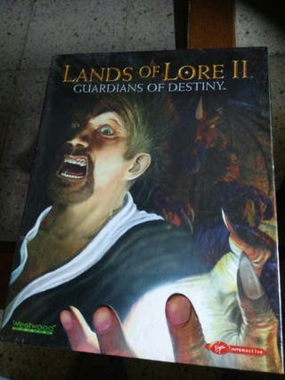 LANDS OF LORE II Guardians of Destiny juego de PC