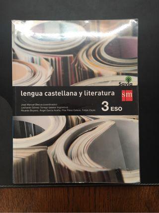 Libro escolar Lengua