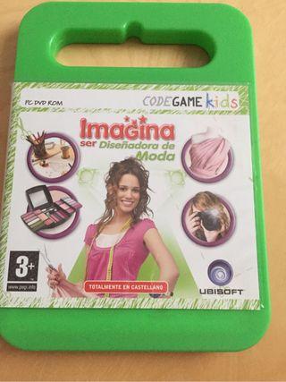 Imagina ser diseñadora juegoPC