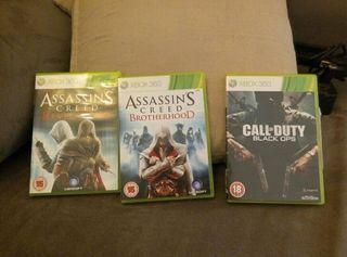 juegos Xbox en Ingles