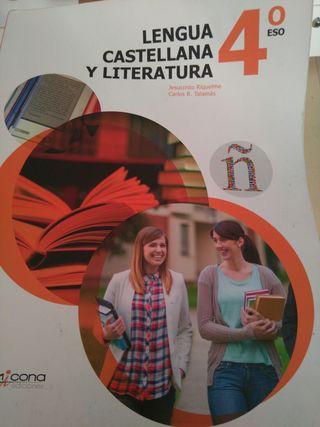 lengua castellana y literatura 4 eso micomicona