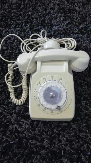 Teléfonos antiguos año 60-70