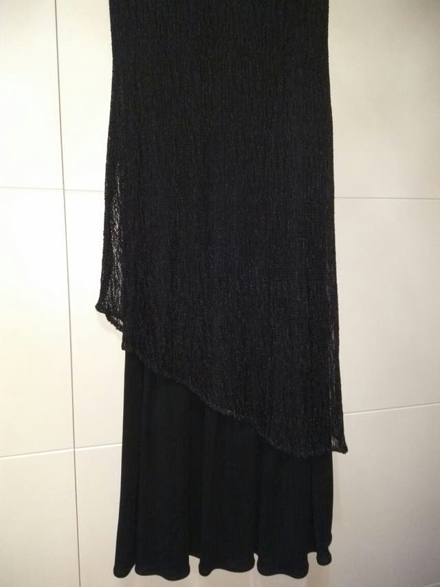 Vestido negro para fiesta