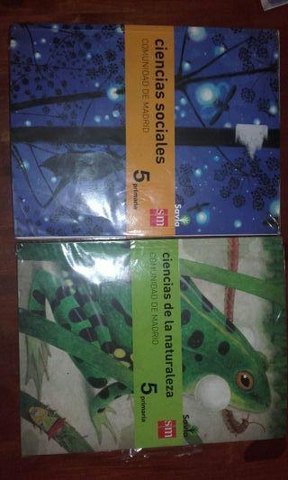 Libros 5. primaria