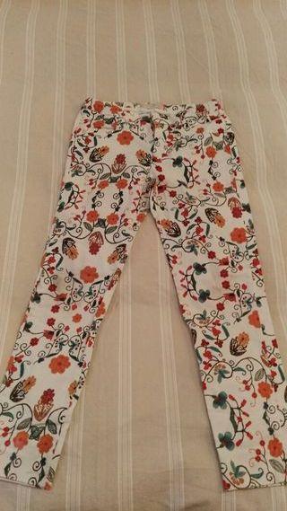 Pantalones niña Zara