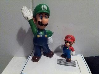 Mario bros muñecos