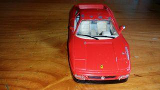 Maqueta Ferrari 348