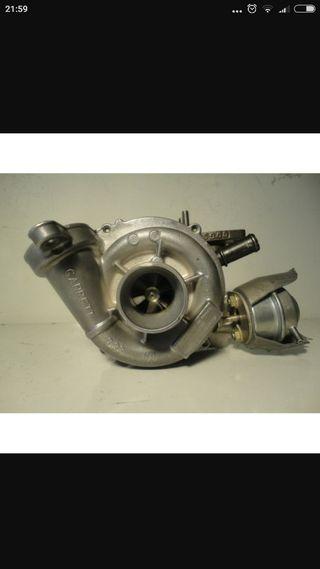 turbo de peugeot 407 1.6 hdi 110 cv