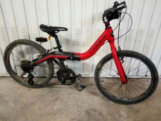 Bicicleta niño de 20