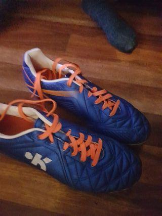 botas de fútbol niño talla 34