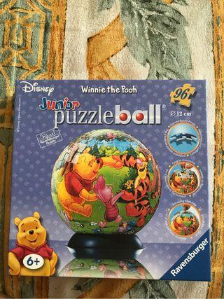 Puzle Winnie the Pooh