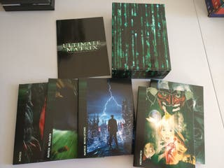 Matrix colección definitiva
