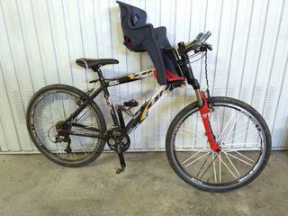 Bicicleta mtb de 26.