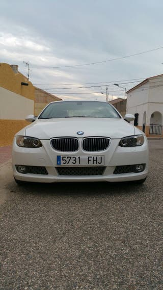 BMW 335d coupe 2007