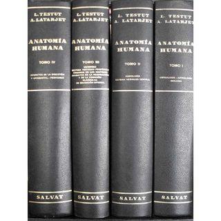 Atlas anatomia TESTUT-LATARJET