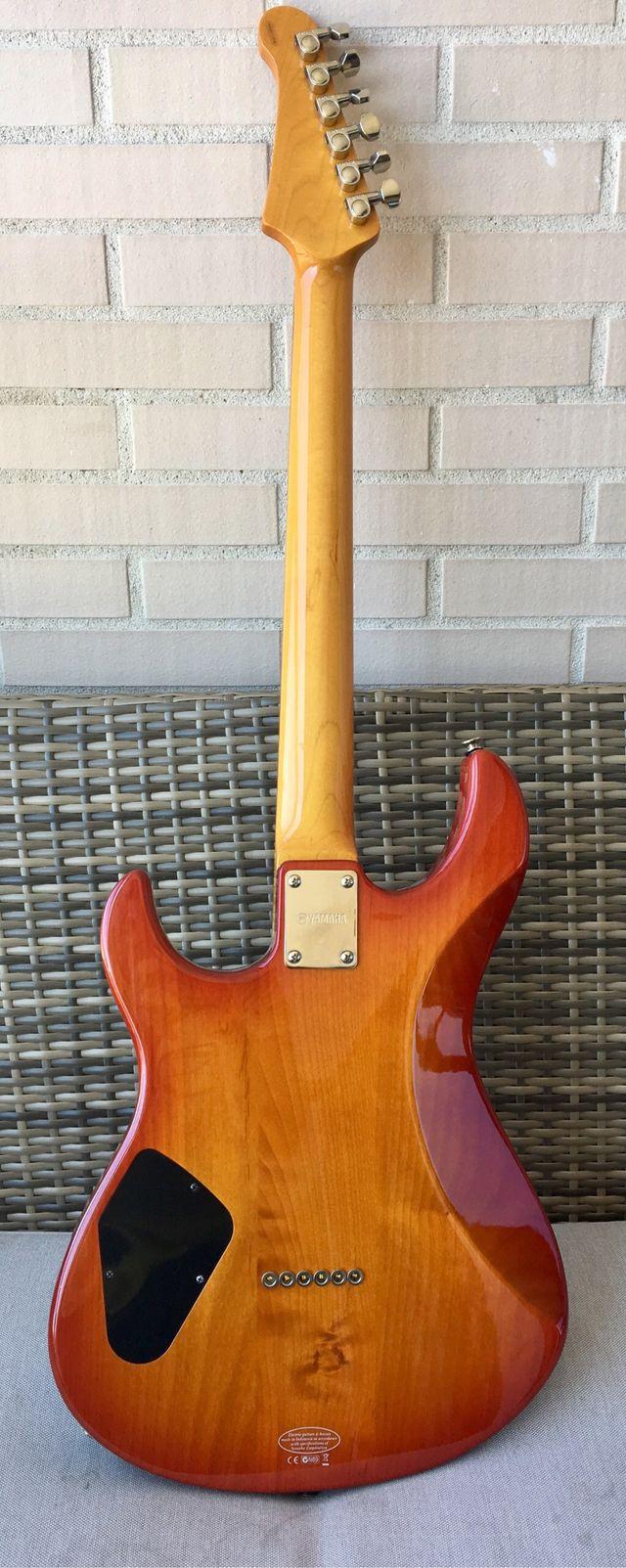 Guitarra electrica Yamaha Pacifica 611 HFM LAB