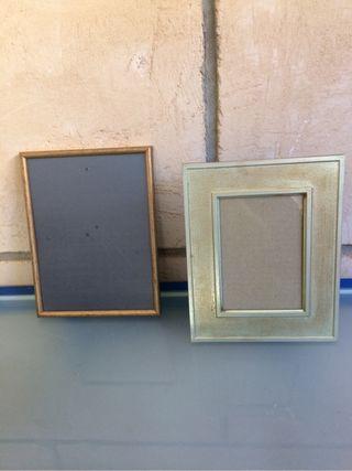 2 marcos fotos